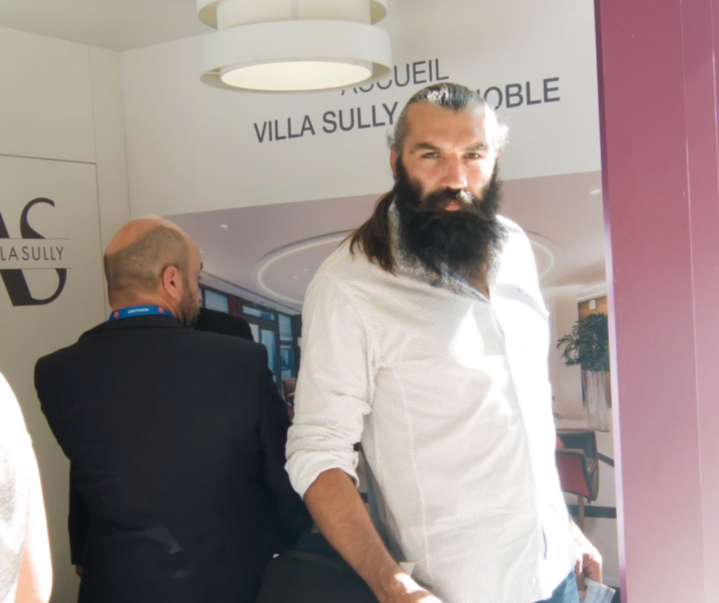 GDP Vendome Villa Sully Sebastien Chabal