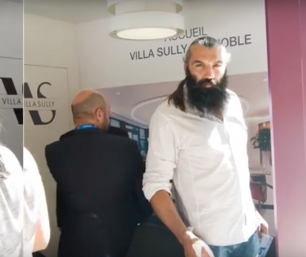 Sebastien Chabal Villa Sully GDP Vendome