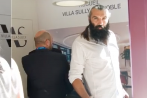 Making of Sebastien Chabal aux cotés des Villa Sully « L'appartement intelligent »