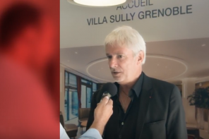 Interview Jean François Gobertier créateur Villa Sully, appartement intelligent!