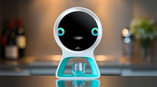 robot intelligent pour seniors